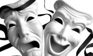 تئاتر رقص کاغذ پاره ها در جم برگزار می شود+ پوستر