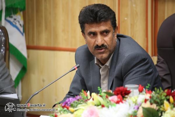 نتیجه تصویری برای احمد زائری شورای شهر جم