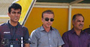 سرمربی سابق پارس جنوبی جم به شاهین بوشهر پیوست