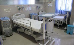 تختهای ویژه در بیمارستانهای استان بوشهر افزایش یافت