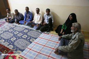 چشم امید معلولترین خانواده استان بوشهر به اقدام مسئولان