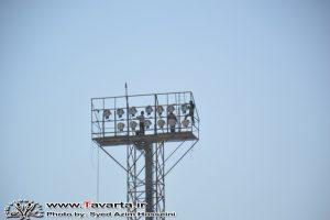 ورزشگاه تختی جم آماده میزبانی لیگ برتر فوتبال می شود/تصاویر