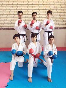 افتخار آفرینی کاراته کاهای شهرستان در مسابقات برون مرزی و داخلی