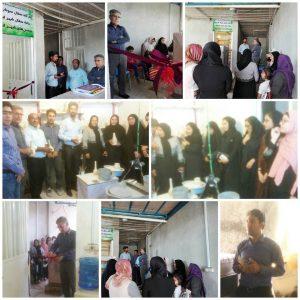 افتتاحیه خانه سفال شهر انارستان