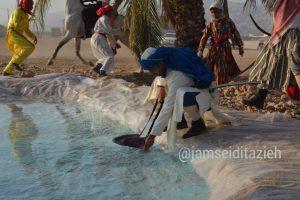 جلوه هایی از تعزیه در روستای صیدی شهرستان جم