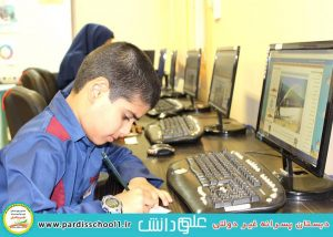دومین انتخابات الکترونیکی شورای دانش آموزی برگزار شد/ تصاویر