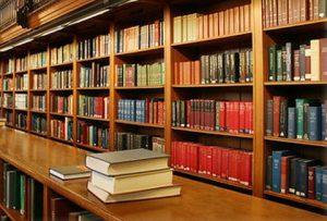 کتابخانه ای که در شهر جم فدای نگاه محله ای مدعیان همیشه ناراضی می شود.