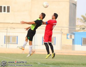 گزارش تصویری/برد شیرین تیم فوتبال جام جم مقابل پرسپولیس برازجان
