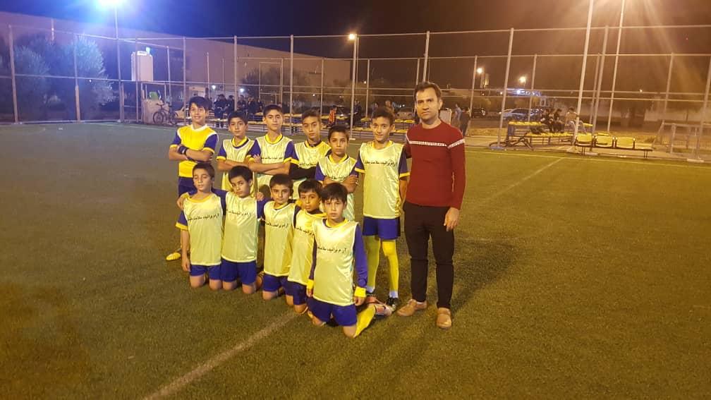 اولين دوره ليگ ١٢ ساله هاي فوتبال شهرستان جم برگزار شد