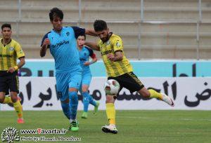گزارش تصویری/برد شیرین پارس جنوبی جم مقابل پیکان تهران