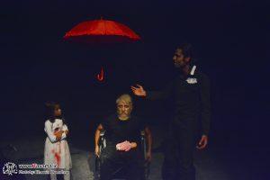 تاتر عروسکی برای دخترم به مدت یک هفته در پلاتو چگاسه شهرجم+تصاویر
