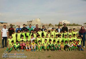 گزارش تصویری: فستیوال فوتبال تیم های پایه شهرستان جم برگزار شد