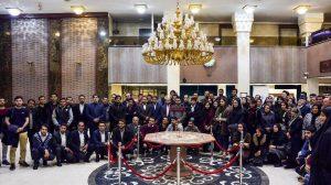 به ميزباني نماينده حوزه جنوب استان بوشهر در مجلس شوراي اسلامي صورت گرفت؛نشست صميمي دانشجويان با نخبگان سياسي-اجتماعي استان بوشهر به مناسبت روز دانشجو