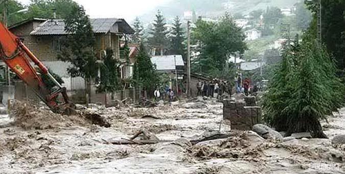 تجاوز به حریم رودخانه ها /غفلت از خشم طبیعت