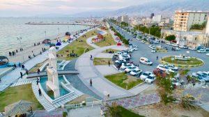 افتتاح بزرگترین پارک گردشگری ساحلی استان بوشهر